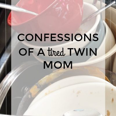 Confessions of a Tired Twin Mom