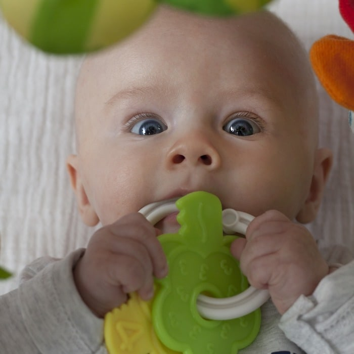 My Favourite Tips for Surviving Teething Madness