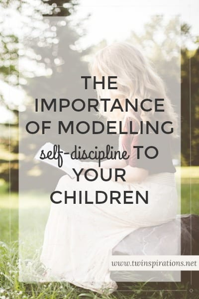 """""""Do as I say, not as I do""""-The Importance of Modelling Self-Discipline to Your Children"""