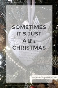 Sometimes It's Just a Blue Christmas