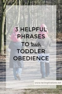 3 Helpful Phrases to Teach Toddlers Obedience